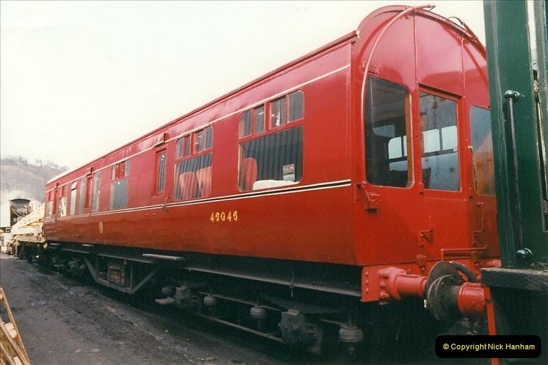2000-03-11 Llangollen Railway, North Wales.  (52)131