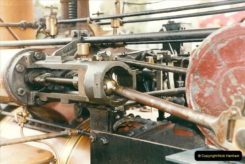 2000-03-11 Llangollen Railway, North Wales.  (54)133