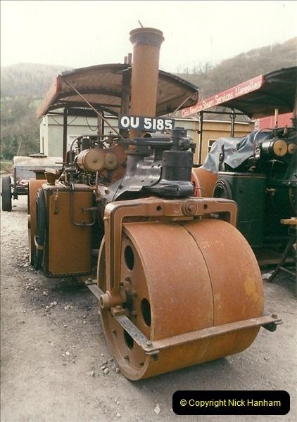 2000-03-11 Llangollen Railway, North Wales.  (56)135