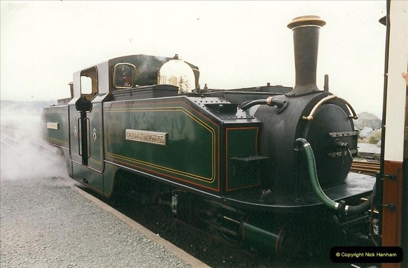 2000-03-12 Ffestinog Railway, North Wales.  (7)142