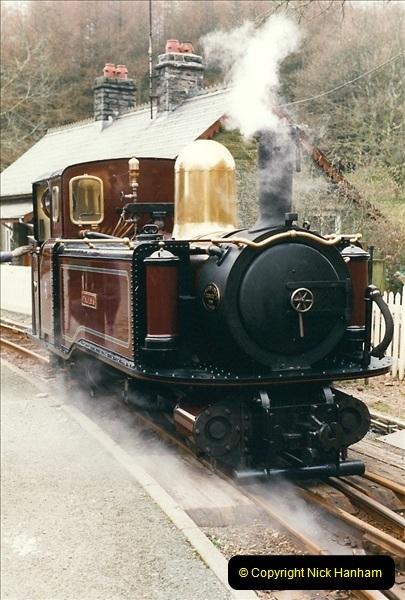 2000-03-12 Ffestinog Railway, North Wales.  (12)147