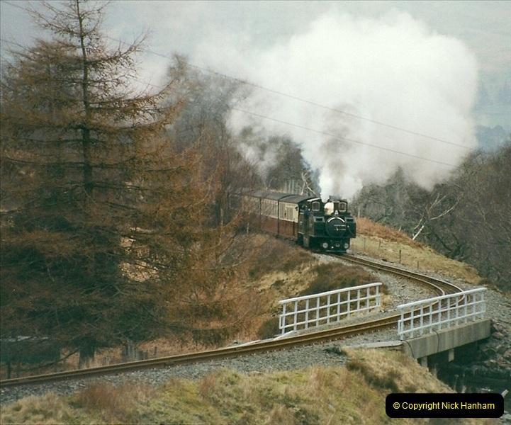 2000-03-12 Ffestinog Railway, North Wales.  (14)149