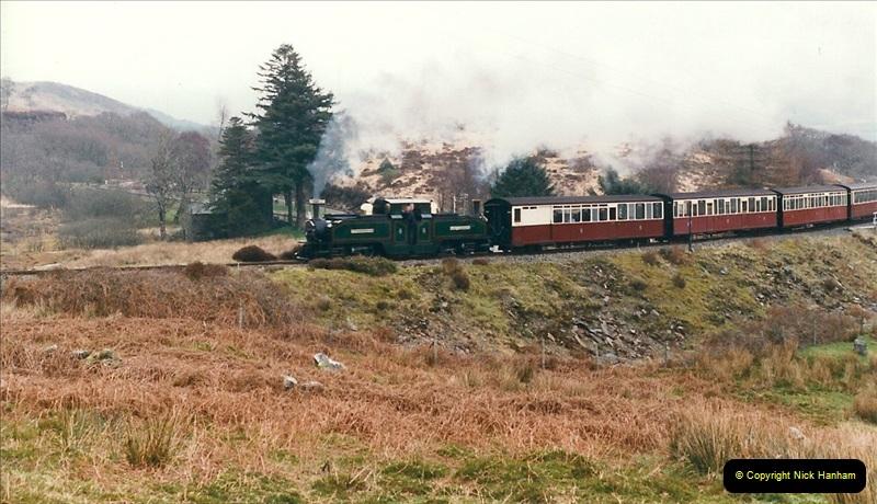 2000-03-12 Ffestinog Railway, North Wales.  (18)153