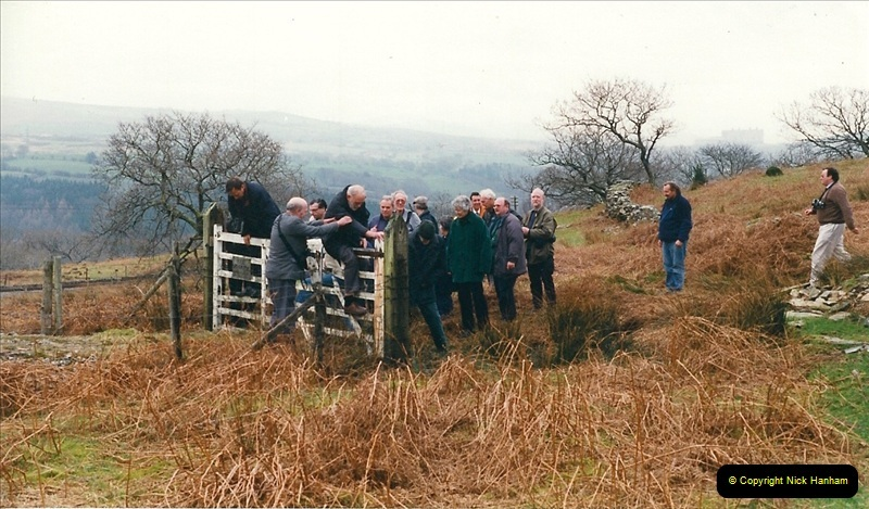 2000-03-12 Ffestinog Railway, North Wales.  (19)154