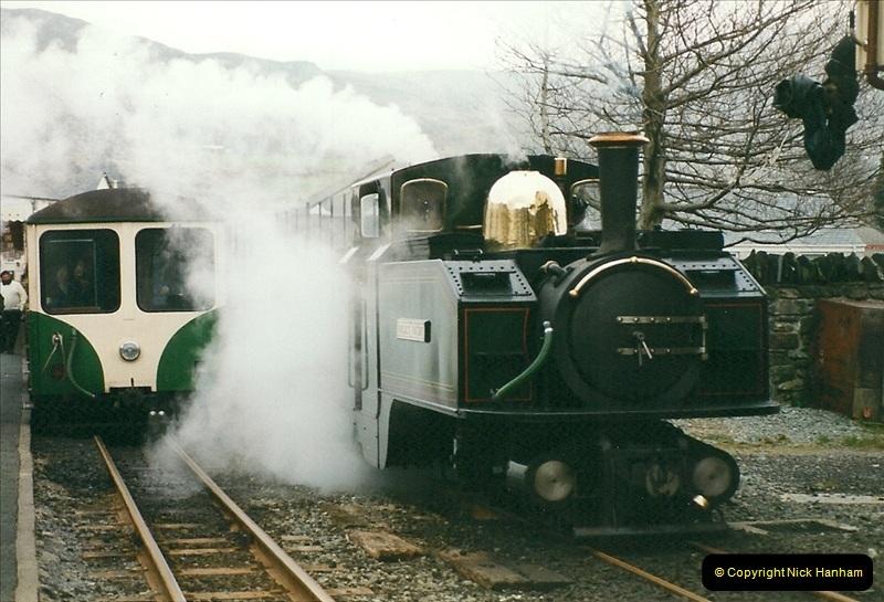 2000-03-12 Ffestinog Railway, North Wales.  (22)157