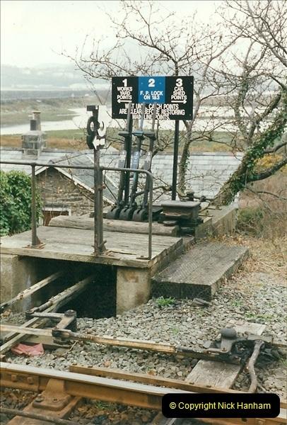 2000-03-12 Ffestinog Railway, North Wales.  (32)167