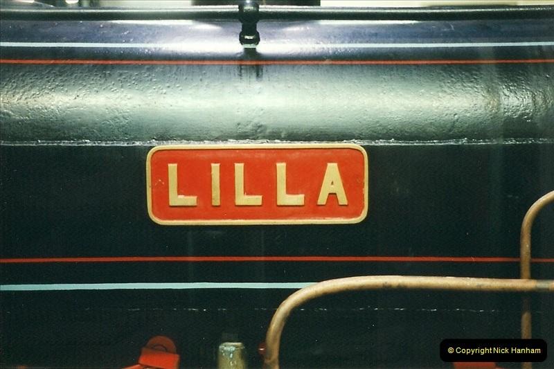 2000-03-12 Ffestinog Railway, North Wales.  (34)169