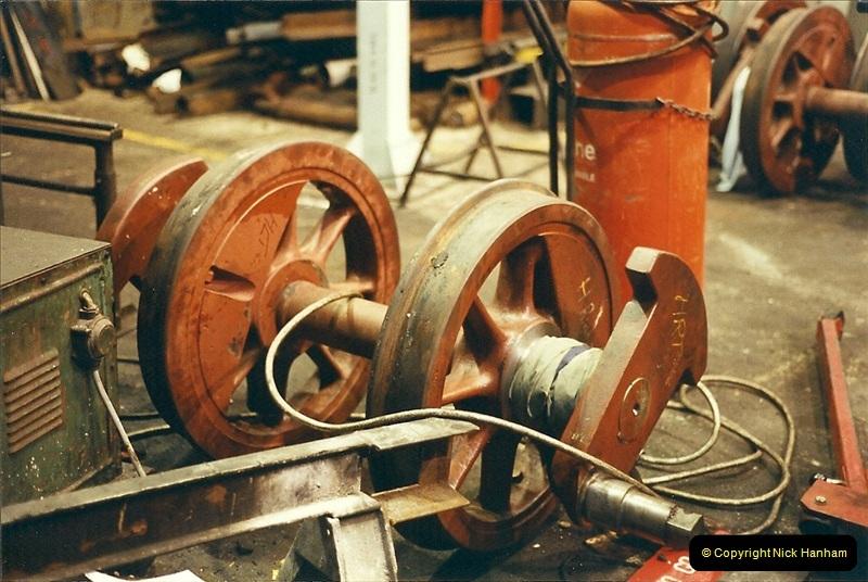 2000-03-12 Ffestinog Railway, North Wales.  (36)171