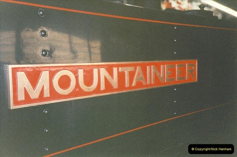 2000-03-12 Ffestinog Railway, North Wales.  (39)174