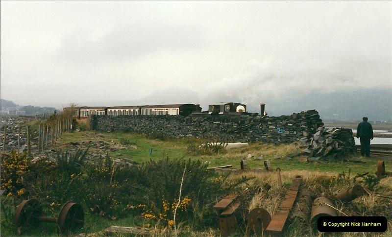2000-03-12 Ffestinog Railway, North Wales.  (48)183