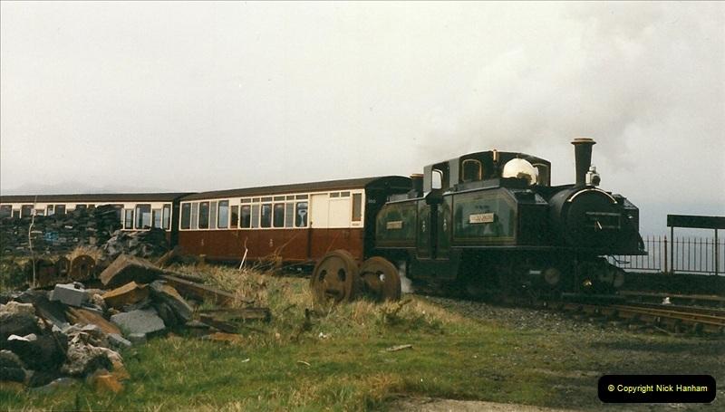 2000-03-12 Ffestinog Railway, North Wales.  (49)184