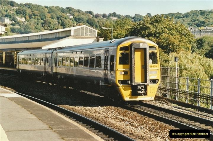 2003-09-24 Bath Spa, Somerset.  (10)249