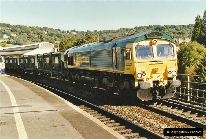 2003-09-24 Bath Spa, Somerset.  (16)255