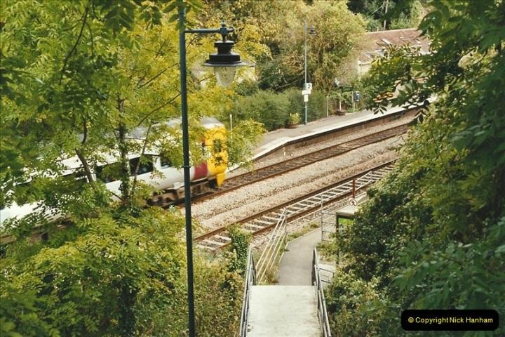 2003-09-26 Avoncliffe, Somerset.  (5)269