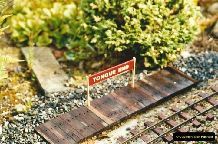 2004-06-30 Stiklepath Garden Railway, Devon.  (3)302