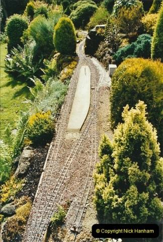 2004-06-30 Stiklepath Garden Railway, Devon.  (5)304