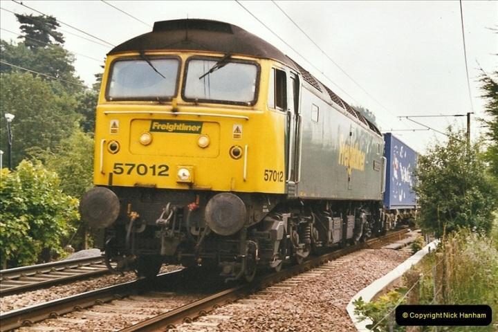 2004-07-20 Near Stanstead, Essex.  (3)308