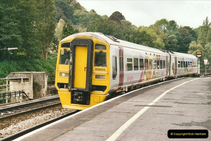 2004-09-28 Bath Spa, Somerset.  (14)333
