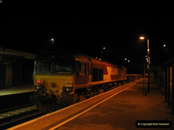 2000 to 2009 Local Rail. Bournemouth to Poole. Dorset (273)273