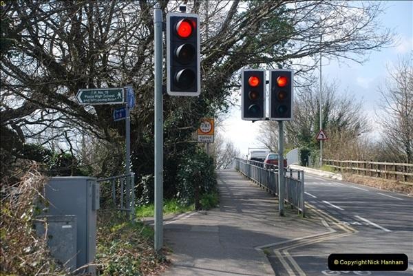 2000 to 2009 Local Rail. Poole to Hamworthy. Dorset (30)430