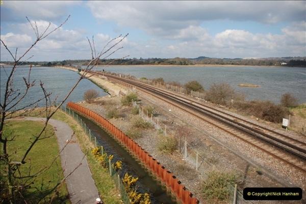2000 to 2009 Local Rail. Poole to Hamworthy. Dorset (41)441