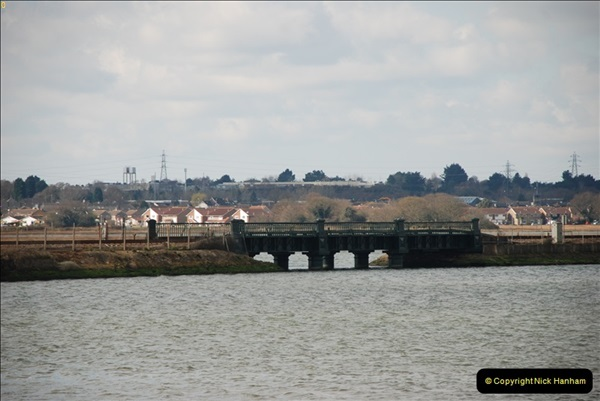2000 to 2009 Local Rail. Poole to Hamworthy. Dorset (50)450