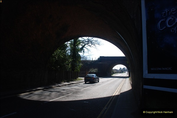 2000 to 2009 Local Rail. Poole to Hamworthy. Dorset (56)456