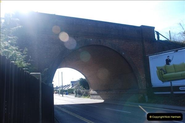 2000 to 2009 Local Rail. Poole to Hamworthy. Dorset (60)460