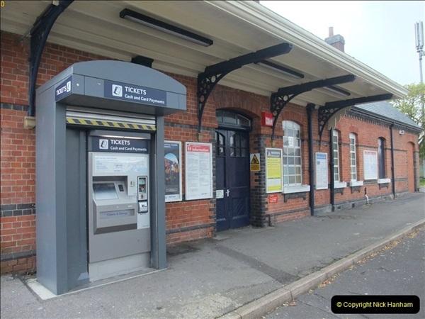 2000 to 2009 Local Rail. Poole to Hamworthy. Dorset (66)466