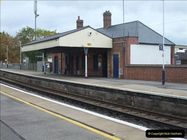 2000 to 2009 Local Rail. Poole to Hamworthy. Dorset (74)474