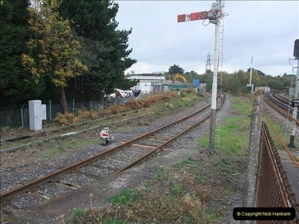 2000 to 2009 Local Rail. Poole to Hamworthy. Dorset (75)475