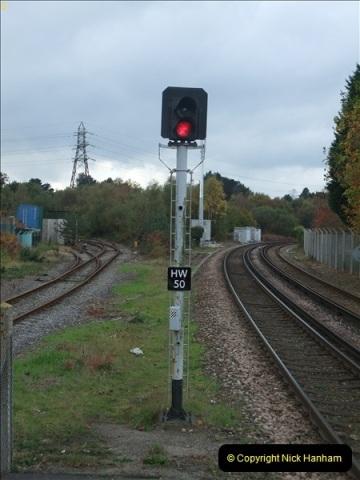 2000 to 2009 Local Rail. Poole to Hamworthy. Dorset (80)480