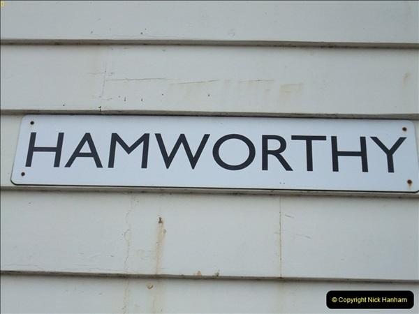 2000 to 2009 Local Rail. Poole to Hamworthy. Dorset (83)483