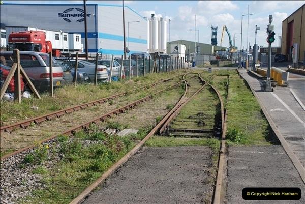 2000 to 2009 Local Rail. Poole to Hamworthy. Dorset (161)561