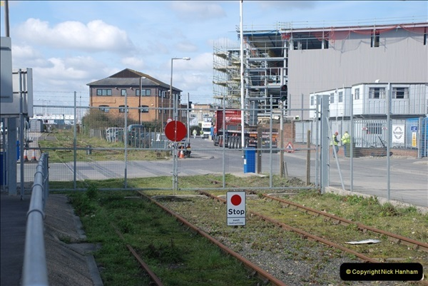2000 to 2009 Local Rail. Poole to Hamworthy. Dorset (162)562