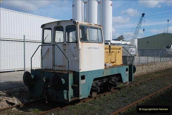 2000 to 2009 Local Rail. Poole to Hamworthy. Dorset (169)569