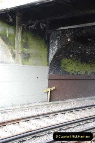 2011-08-30 Road bridge extension @ Parkstone station, Poole, Dorset.   (15)572