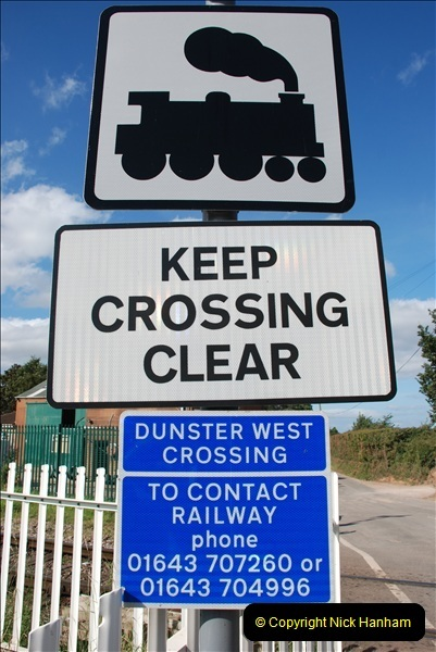 2009-08-20 The West Somerset Railway.  (2)02