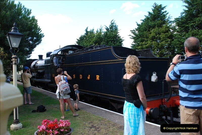 2009-08-20 The West Somerset Railway.  (8)08