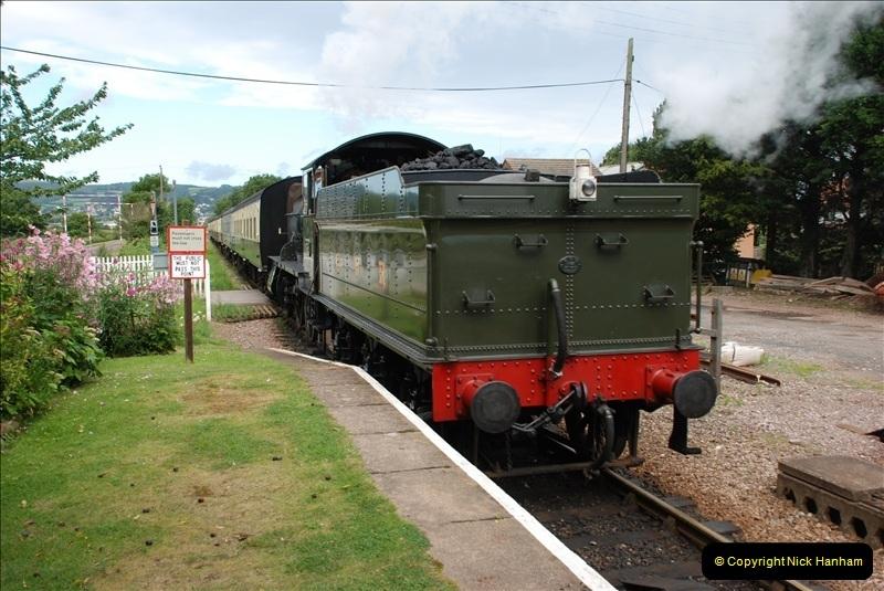2009-08-20 The West Somerset Railway.  (10)10