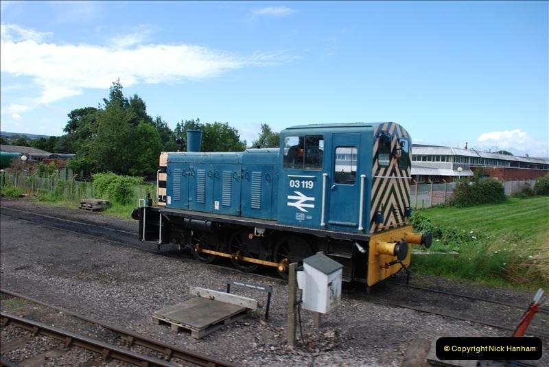 2009-08-20 The West Somerset Railway.  (19)19