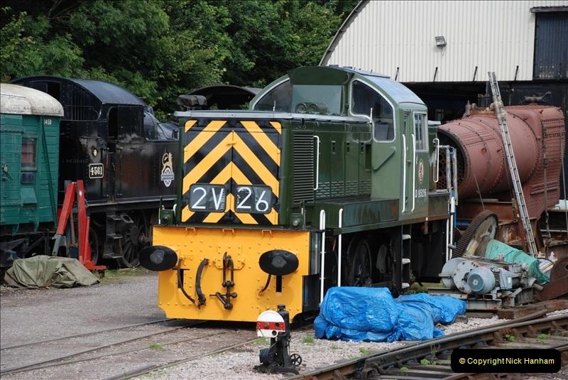 2009-08-20 The West Somerset Railway.  (24)24