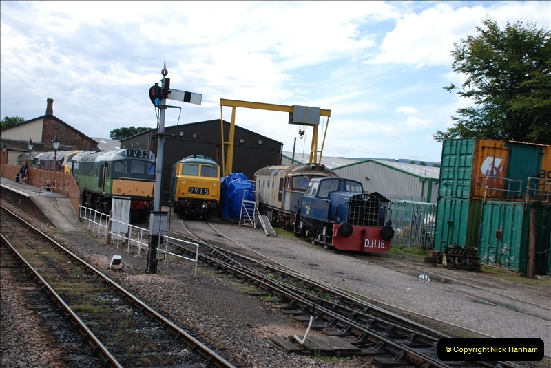 2009-08-20 The West Somerset Railway.  (25)25