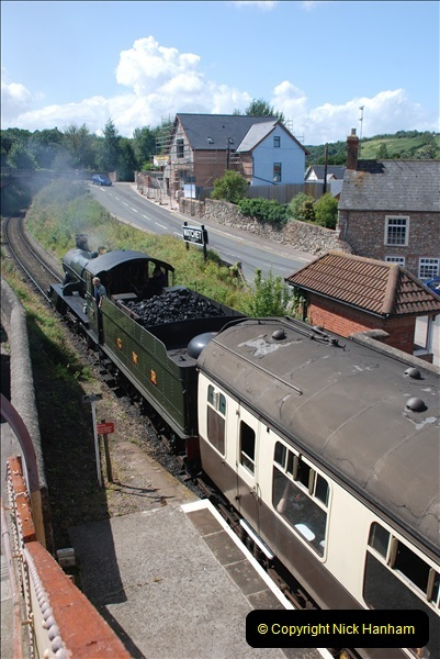 2009-08-20 The West Somerset Railway.  (48)48