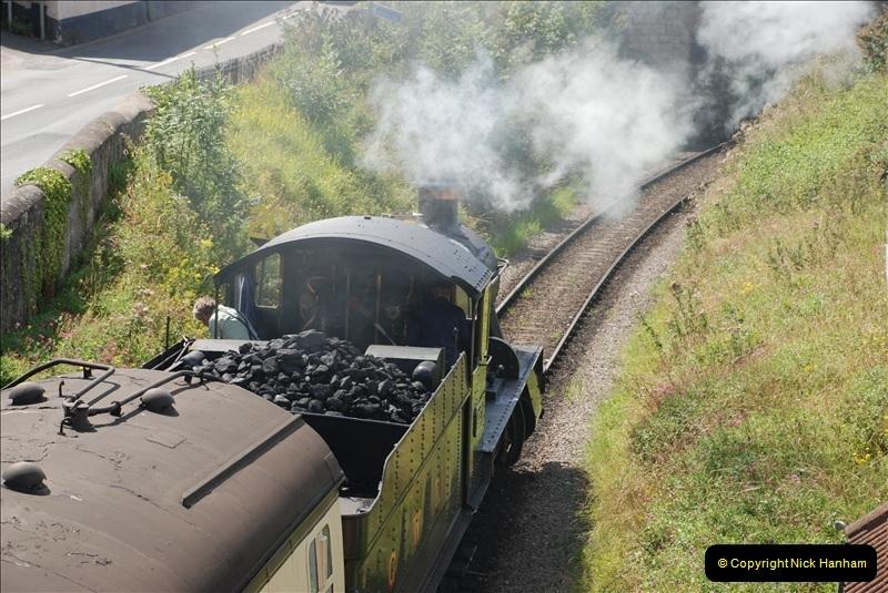 2009-08-20 The West Somerset Railway.  (50)50
