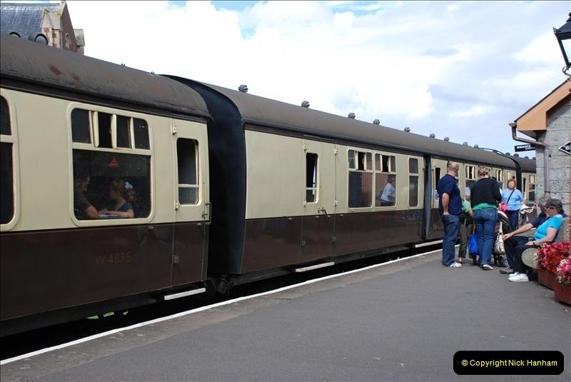 2009-08-20 The West Somerset Railway.  (52)52