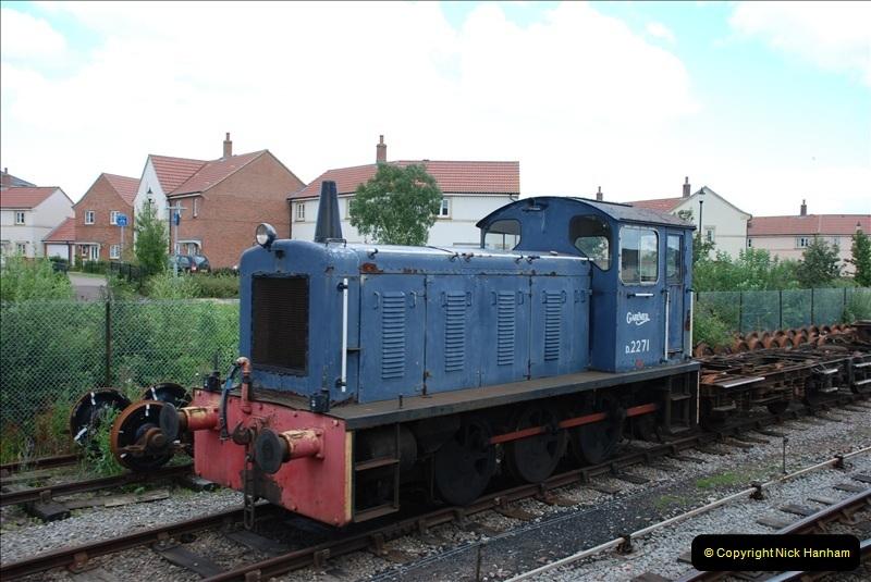 2009-08-20 The West Somerset Railway.  (56)56