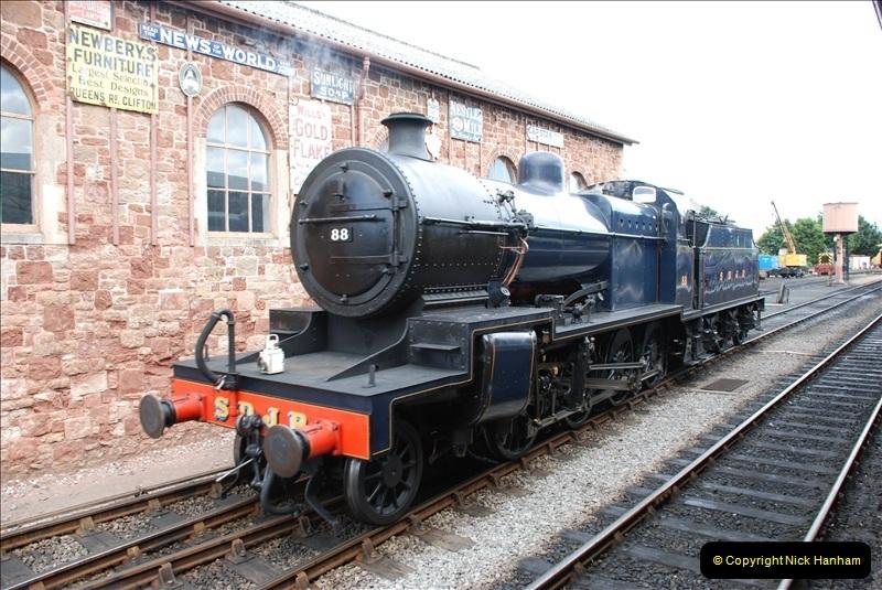 2009-08-20 The West Somerset Railway.  (58)58