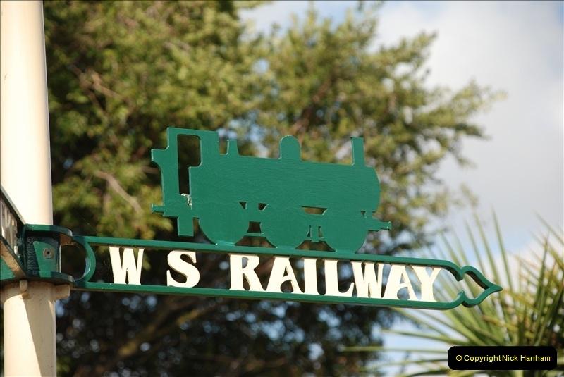 2009-08-20 The West Somerset Railway.  (61)61