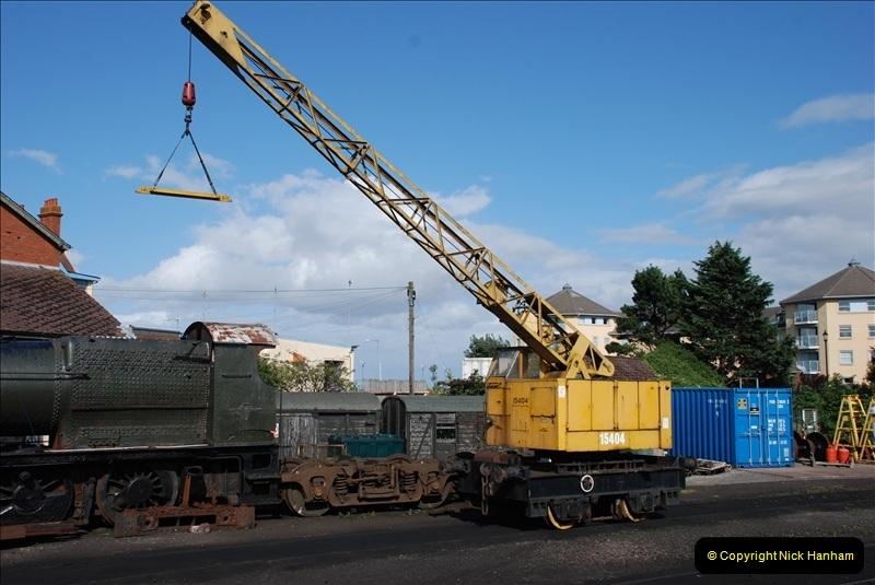 2009-08-20 The West Somerset Railway.  (70)70